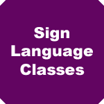 Link to Sign Language Classes