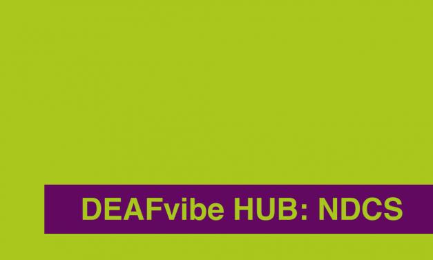 DEAFvibe NDCS