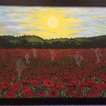 Sun Down – Field of Remembrance