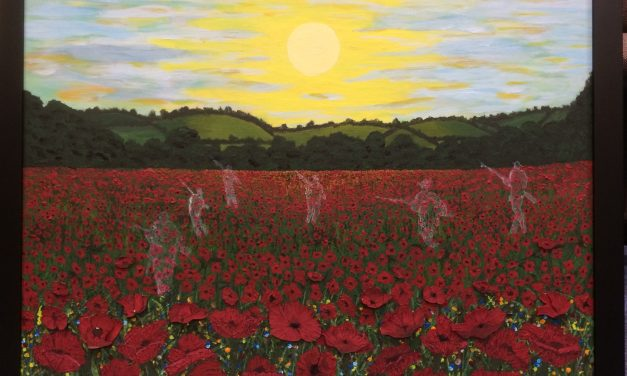 Sun Down – Field of Remembrance