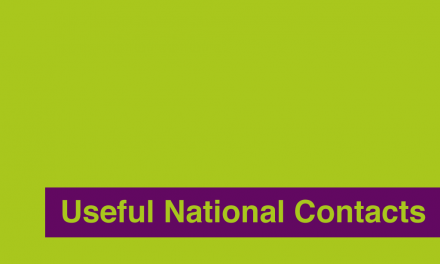Useful National Contacts